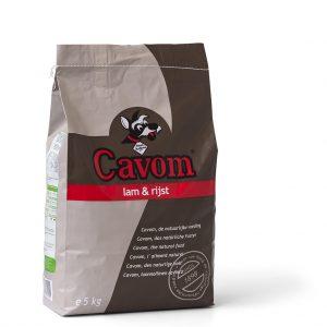 Cavom Lam en rijst 5kg