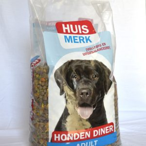 Huismerk hond Diner 10kg