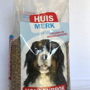 Huismerk hond Senior 10kg