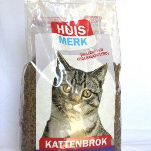 Huismerk kat 3 mix 10kg