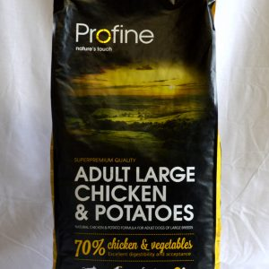 Profine Chicken & Potatoes Adult Large-15kg