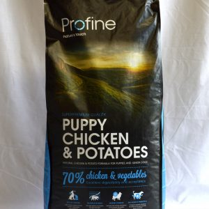 Profine Chicken & Potatoes Puppy-15kg