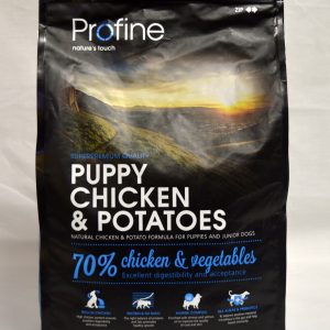 Profine Chicken & Potatoes Puppy-3kg
