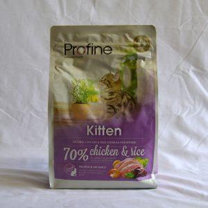 Profine Kitten Chicken & Rice-2kg