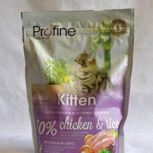 Profine Kitten Chicken & Rice-300gr