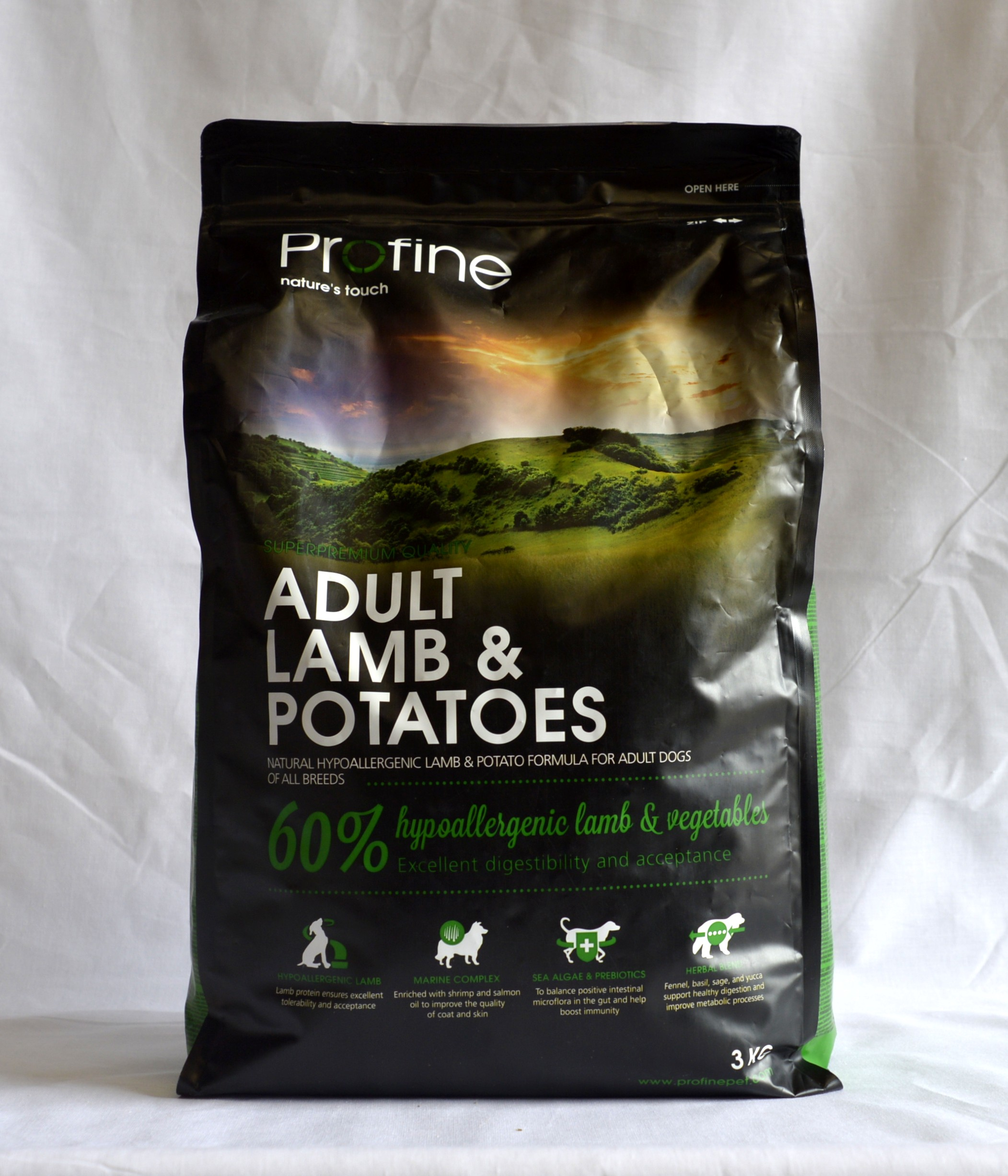 Profine Lamb & Potatoes Adult-3kg