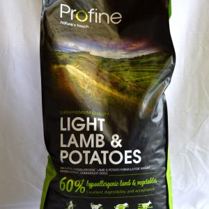 Profine Lamb & Potatoes Light-15kg