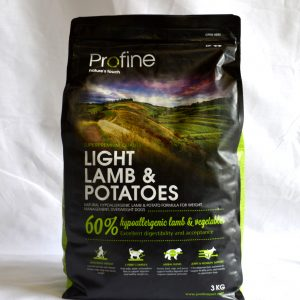 Profine Lamb & Potatoes Light-3kg