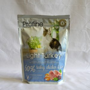 Profine Light Turkey, Turkey Chicken & Potatoes-300gr