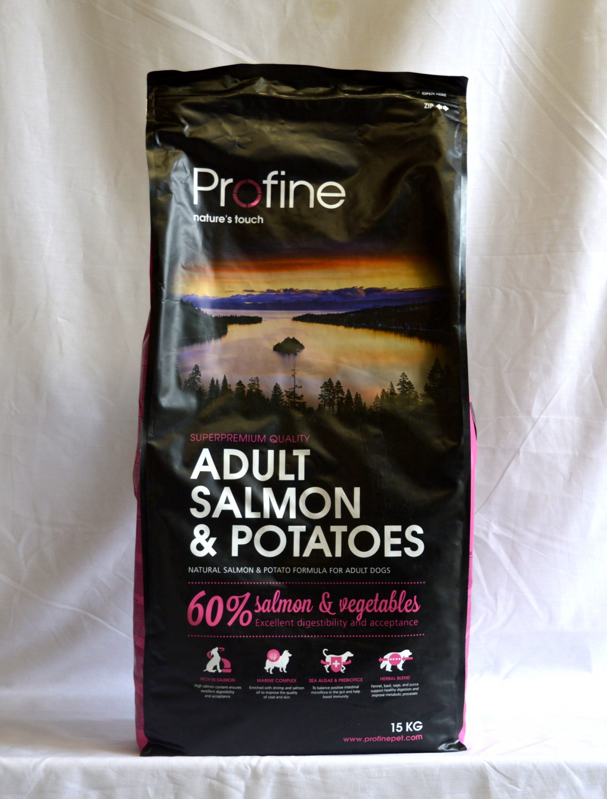 Profine Salmon & Potatoes Adult-15kg