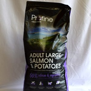 Profine Salmon & Potatoes Adult Large-15kg