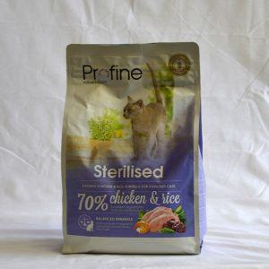 Profine Sterilized Chicken & Rice-2kg