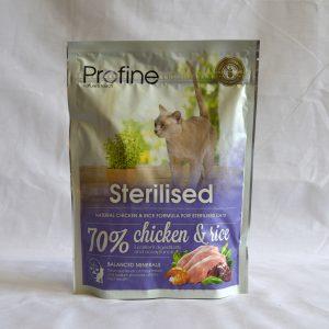 Profine Sterilized Chicken & Rice-300gr