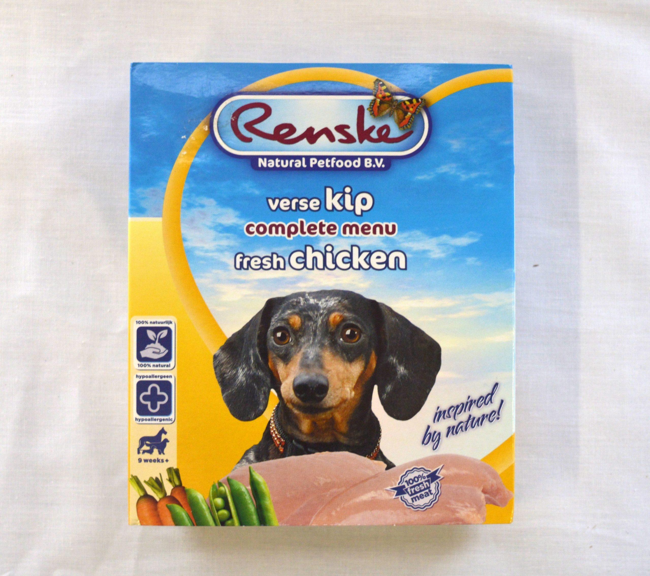 Renske Fresh Chicken 395gr