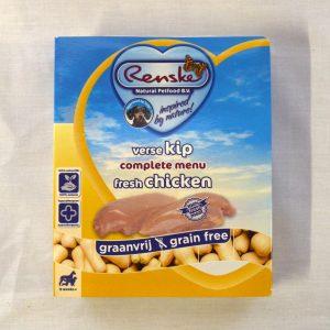 Renske Grain Free Fresh Chicken 395gr