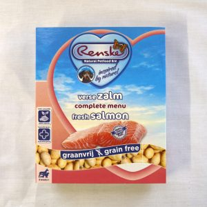 Renske Grain Free Fresh Salmon 395gr