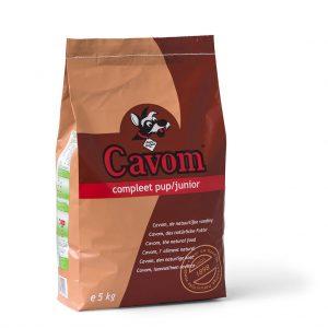 Cavom Compleet pup/junior 5KG