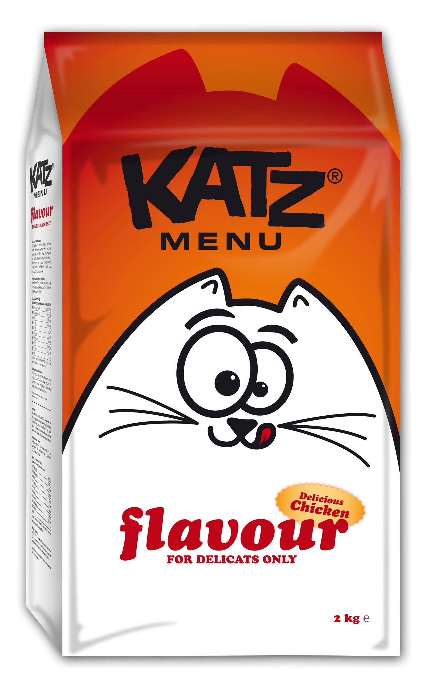 Katz Menu Flavour 2kg