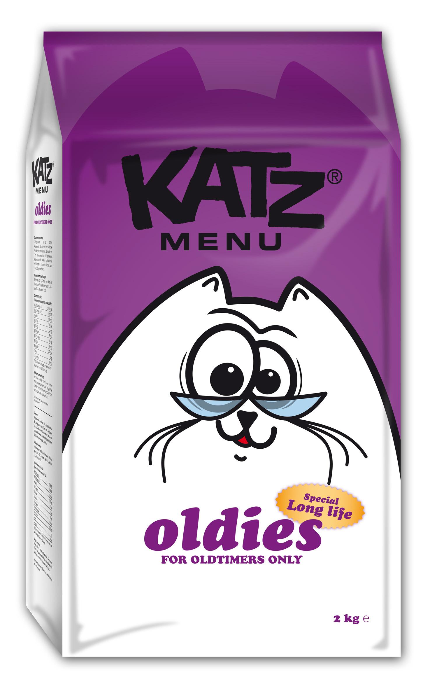 Katz Menu Oldies 2kg