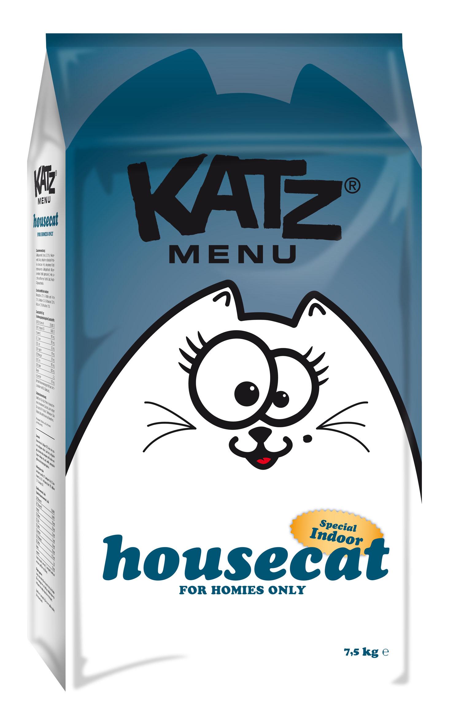 Katz Menu Housecat 7.5kg