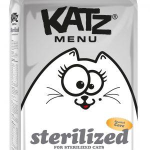 Katz Menu Sterilized 2kg