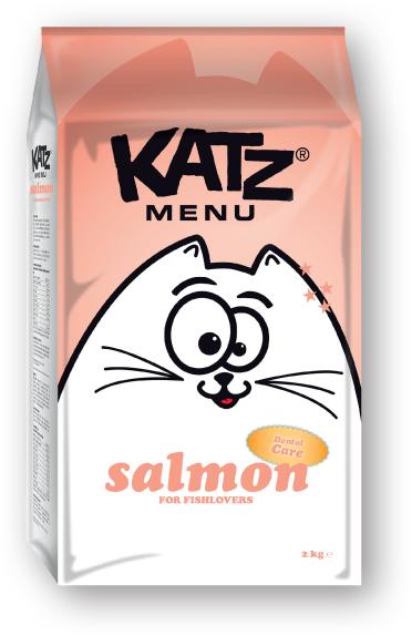 Katz Menu Salmon 7.5kg