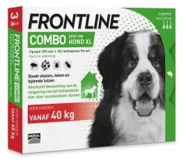 Frontline Combo Hond >40kg 3pip